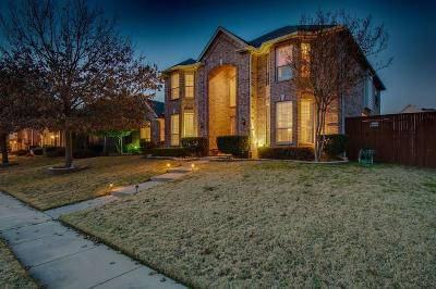 Plano Single Family Home For Sale: 3809 Lakedale Drive
