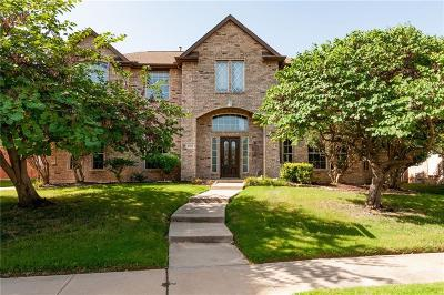 Keller Single Family Home For Sale: 1922 Overlook Ridge Drive