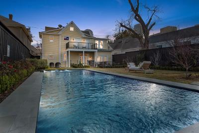 Dallas County Single Family Home For Sale: 2515 Thomas Avenue