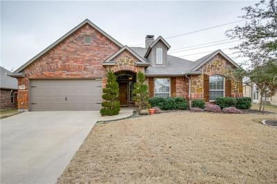 Fort Worth Single Family Home For Sale: 15108 Wild Duck Way