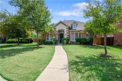 Frisco Single Family Home Active Option Contract: 7062 Brushy Creek Drive