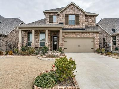 Wylie Single Family Home For Sale: 2120 Harmony Pier Lane