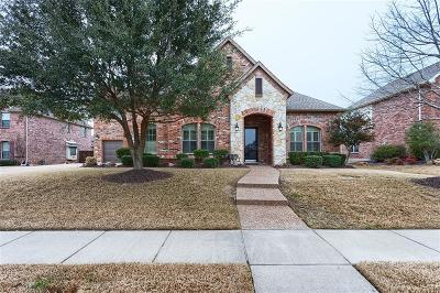 Prosper Single Family Home For Sale: 1310 Millers Creek Drive
