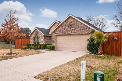 Waxahachie Single Family Home For Sale: 228 Commonwealth Circle