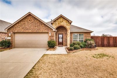 Mckinney Single Family Home For Sale: 517 Hideaway Road