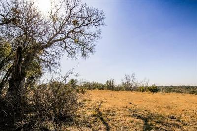 Erath County Residential Lots & Land For Sale: Tbd Vista Canyon