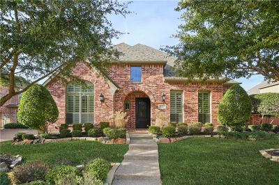 McKinney Single Family Home For Sale: 1505 Roxboro Lane