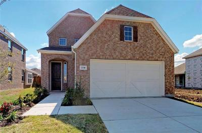 Forney Single Family Home For Sale: 2730 Pease Drive