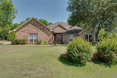 Granbury Single Family Home For Sale: 6101 N Waverly Court