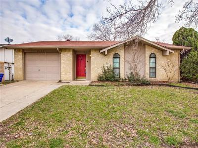 Carrollton Single Family Home For Sale: 2241 Lockwood Drive