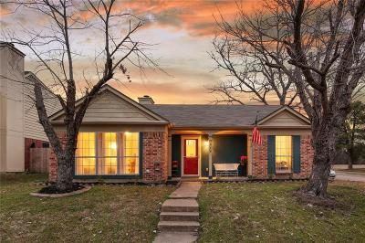 Mesquite Single Family Home For Sale: 317 Chancellorsville Drive