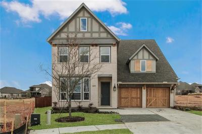 McKinney Single Family Home For Sale: 8523 Bandon Dunes Drive