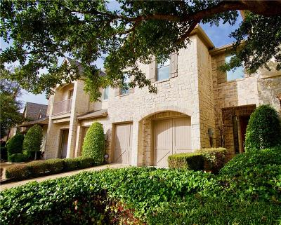 Frisco Townhouse For Sale: 5452 Balmoral Drive