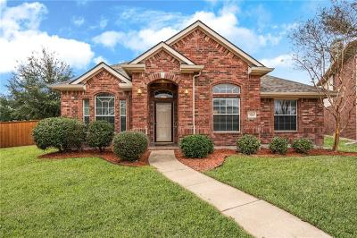 Allen TX Single Family Home For Sale: $295,000