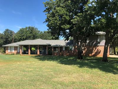 Young County Single Family Home For Sale: 2743 Fm 3003