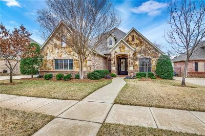 North Richland Hills Single Family Home For Sale: 7005 Mossycup Lane