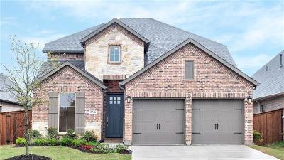 Mckinney Single Family Home For Sale: 8516 Holliday Creek Way