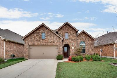 Little Elm Single Family Home Active Option Contract: 700 Hummingbird Drive