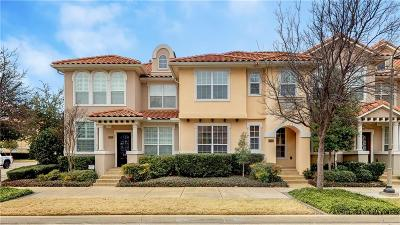Irving Townhouse For Sale: 6805 Deseo