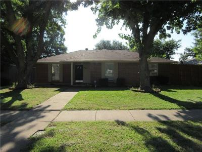 Cedar Hill Single Family Home Active Option Contract: 407 Daniel Lane