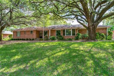 Dallas Single Family Home For Sale: 6526 Azalea Lane