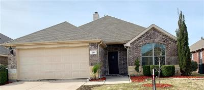 Princeton Single Family Home For Sale: 210 Lavaca Drive