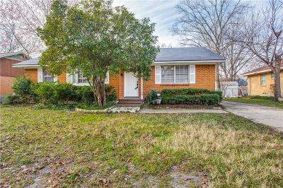 Mesquite Single Family Home For Sale: 4509 Astor Road