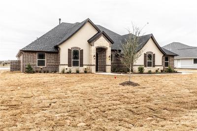 Granbury Single Family Home For Sale: 3916 Upper Lake Circle