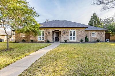 Single Family Home For Sale: 10134 Cherry Tree Drive