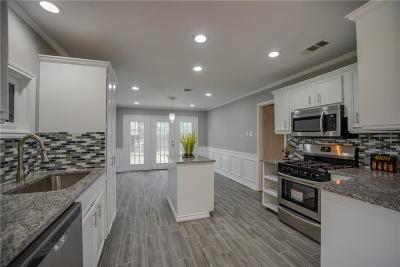 Dallas, Addison Single Family Home For Sale: 3043 Rotan Lane