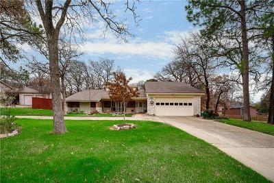 Grapevine Single Family Home For Sale: 3903 Parr Road