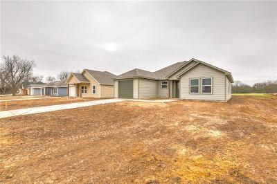 Cleburne Single Family Home For Sale: 313 Blakney