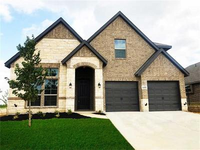 Fort Worth Single Family Home For Sale: 5432 Strong Stead Drive