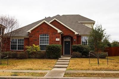 McKinney Single Family Home For Sale: 6405 Deer Run Drive