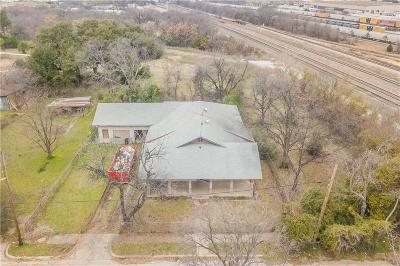 Fort Worth Residential Lots & Land For Sale: 1109 Poindexter Street