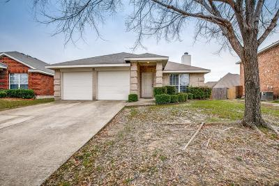 Mesquite Single Family Home For Sale: 2844 Shelduck Drive