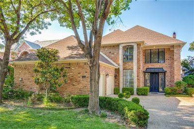 Dallas Single Family Home For Sale: 5811 Preston Fairways Drive