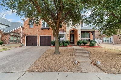 Frisco Single Family Home For Sale: 10152 Gentry Drive