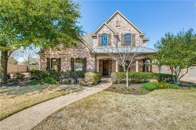 Mckinney Single Family Home For Sale: 6920 Echo Canyon Drive