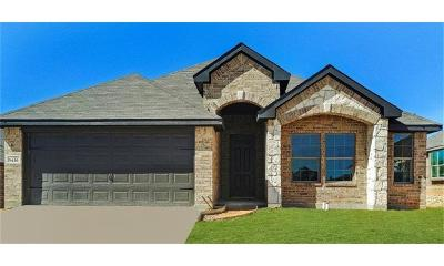 Fort Worth TX Single Family Home For Sale: $252,286