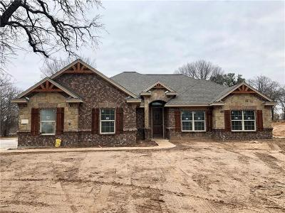 Springtown Single Family Home Active Option Contract: 285 Browder Road