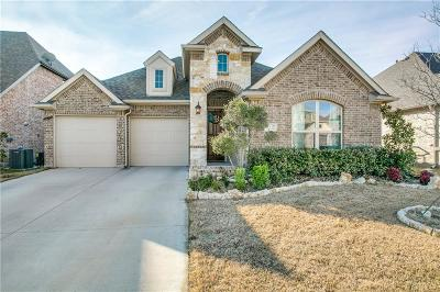 Fort Worth Single Family Home For Sale: 10125 Haversham Drive