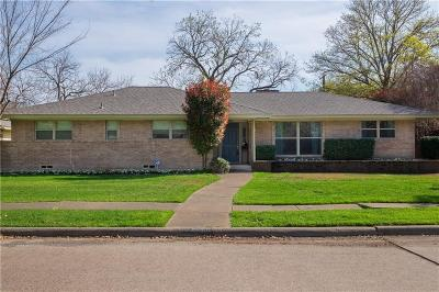 Dallas, Fort Worth Single Family Home For Sale: 3340 Dothan Lane