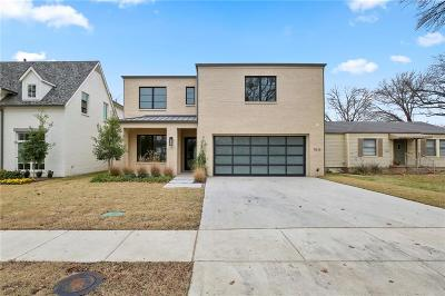 Dallas County Single Family Home For Sale: 7515 Kaywood Drive