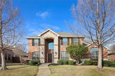 Denton County Single Family Home For Sale: 758 High Meadow Road