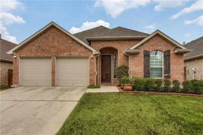 Fort Worth Single Family Home Active Option Contract: 9121 Chardin Park Drive