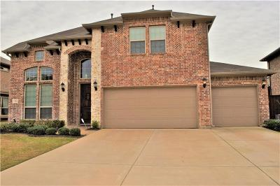 Frisco Single Family Home For Sale: 1339 Polo Heights Drive