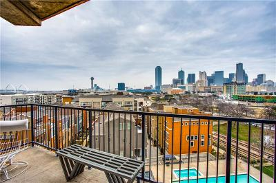 Dallas, Fort Worth Condo For Sale: 1001 Belleview Street #606