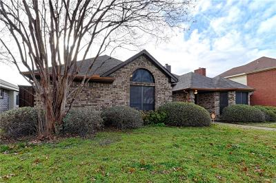 Mesquite Single Family Home For Sale: 2716 Beau Drive