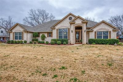 Granbury Single Family Home For Sale: 7105 Westover Drive